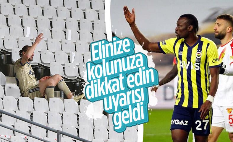 Fenerbahçe'den Caner ve Thiam'a uyarı