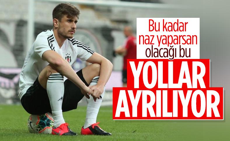 Beşiktaş'ta Dorukhan Toköz'le ipler kopuyor
