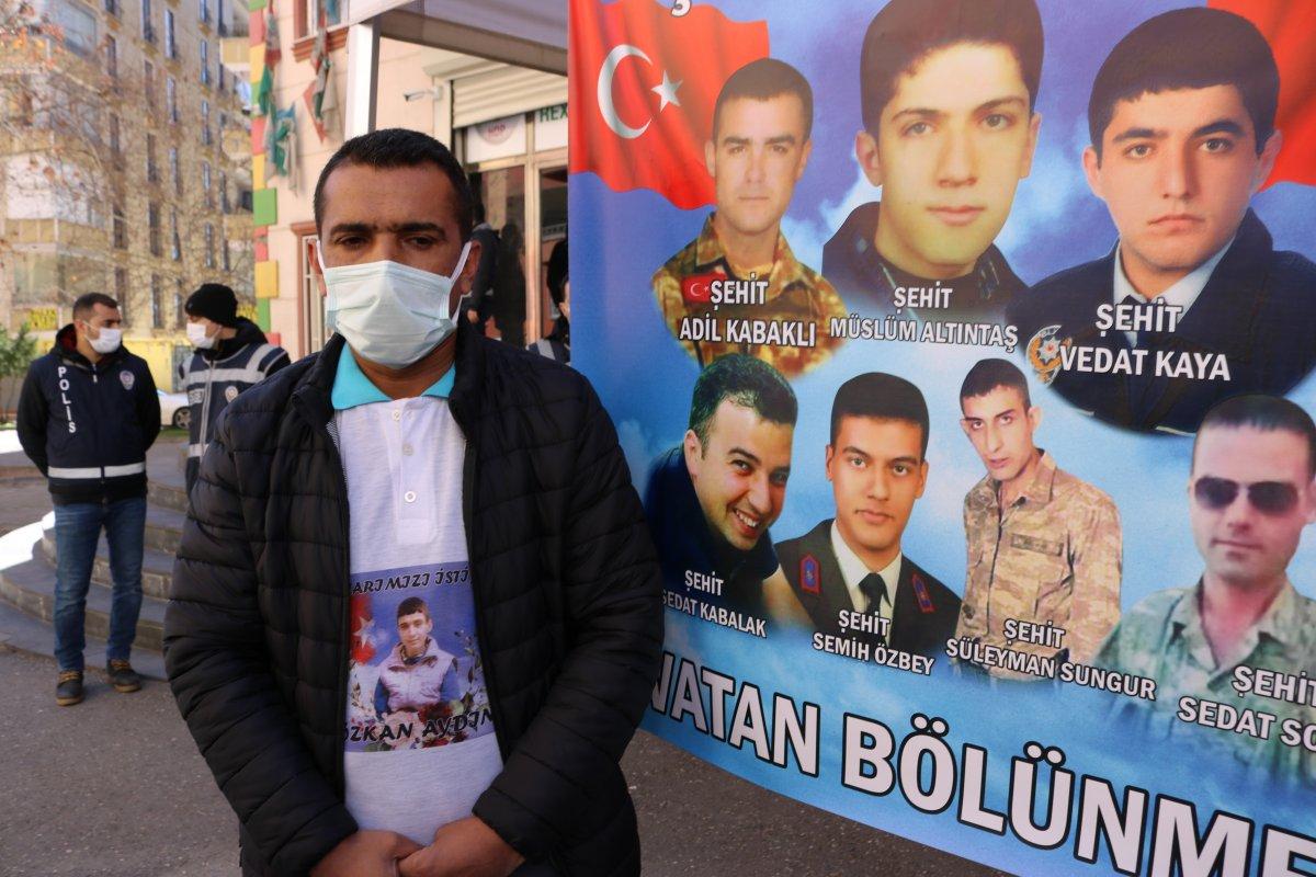 Diyarbakır anneleri 540 gündür evlat nöbetinde #1