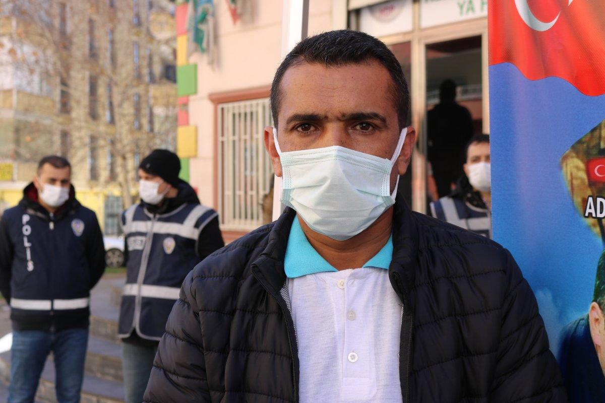 Diyarbakır anneleri 540 gündür evlat nöbetinde #2