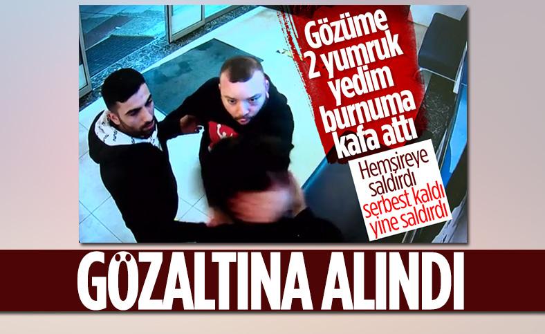 İstanbul'da şehir magandaları, sağlık çalışanına saldırdı