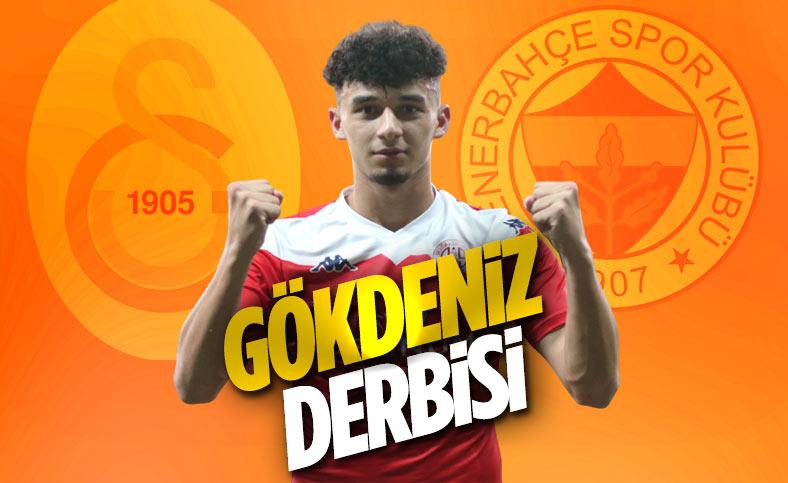 Fenerbahçe ve Galatasaray, Gökdeniz Bayrakdar'ın peşinde