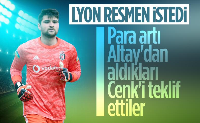 Lyon'dan Beşiktaş'a Ersin Destanoğlu teklifi