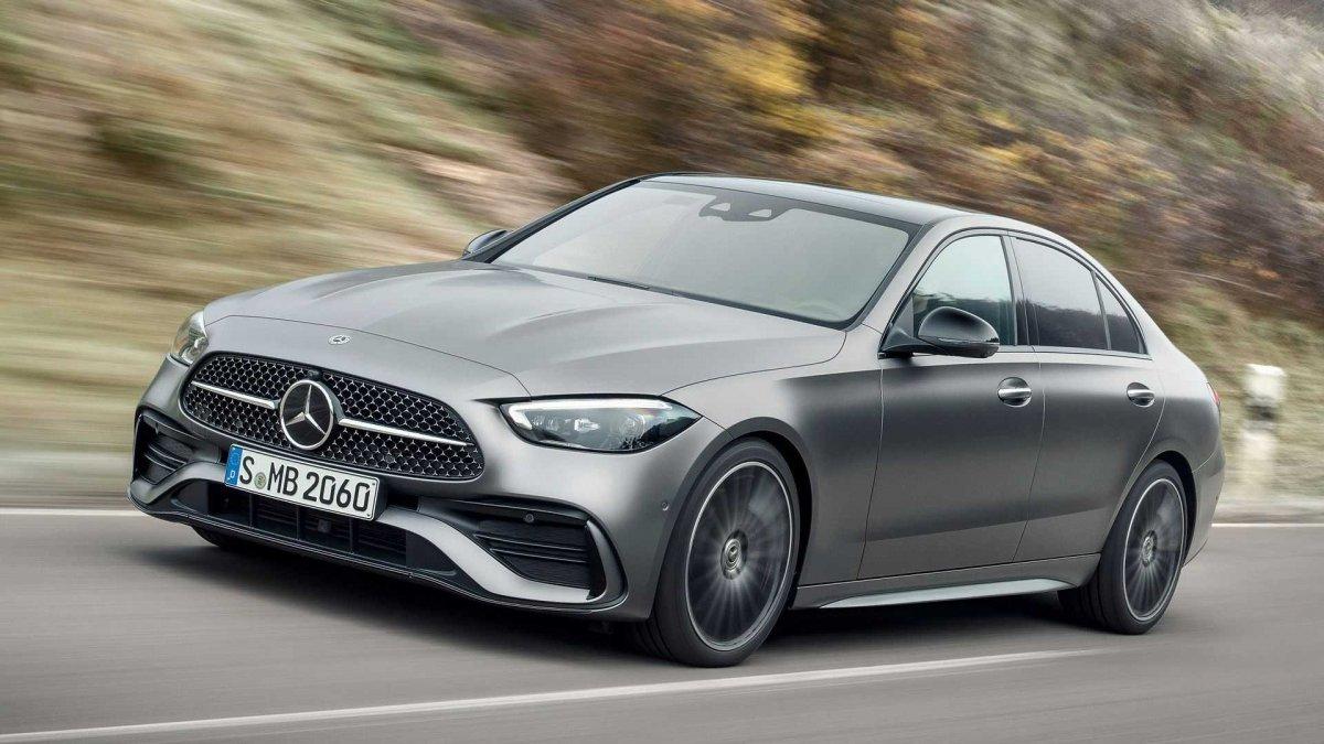 New 2021 Mercedes-Benz C-Class Turkey price #6