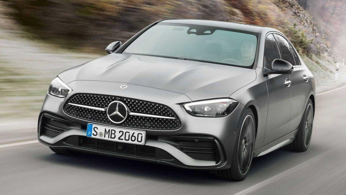 New 2021 Mercedes-Benz C-Class Turkey price #4