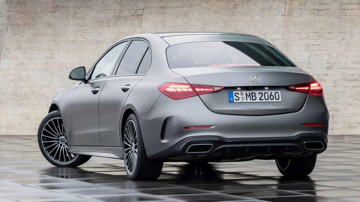 New 2021 Mercedes-Benz C-Class Turkey price #3