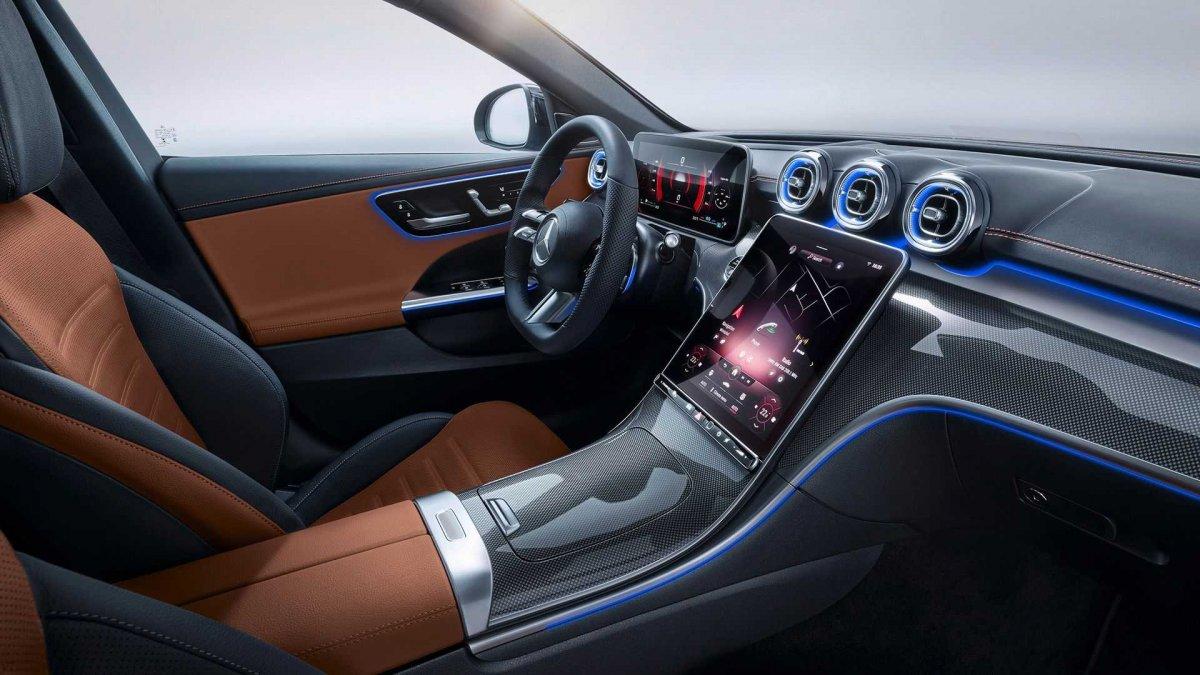 New 2021 Mercedes-Benz C-Class Turkey price #2
