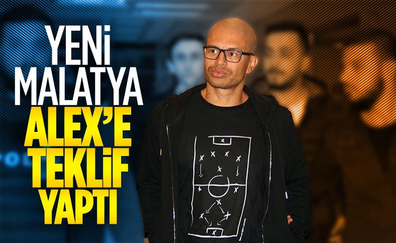 Yeni Malatyaspor'dan Alex de Souza'ya teklif