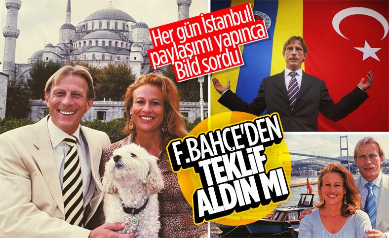 Christoph Daum: Fenerbahçe'den resmi teklif almadım