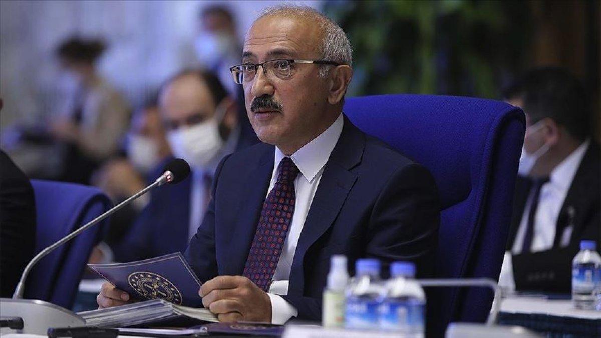 Hazine ve Maliye Bakanı Lütfi Elvan: 2021 yılı reformlar yılı olacak #1