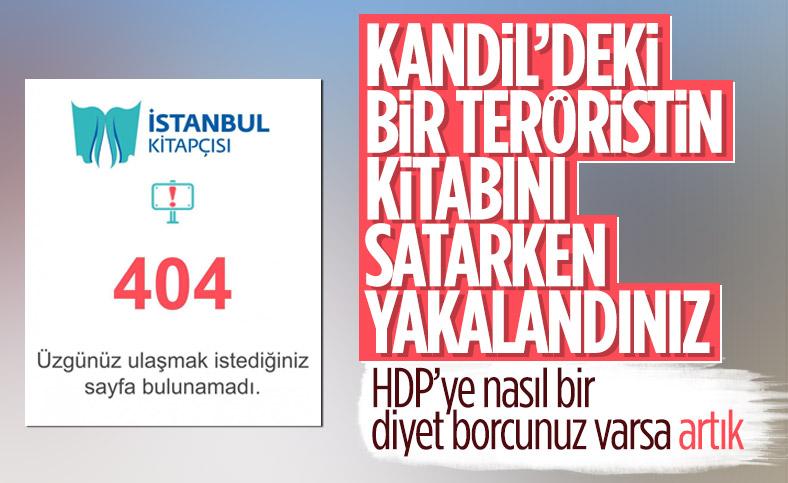Selahattin Demirtaş'ın PKK'ya katılan ağabeyinin kitabı İBB raflarında