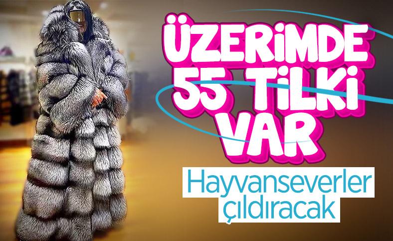 Bülent Ersoy 450 bin TL'ye kürk satın aldı