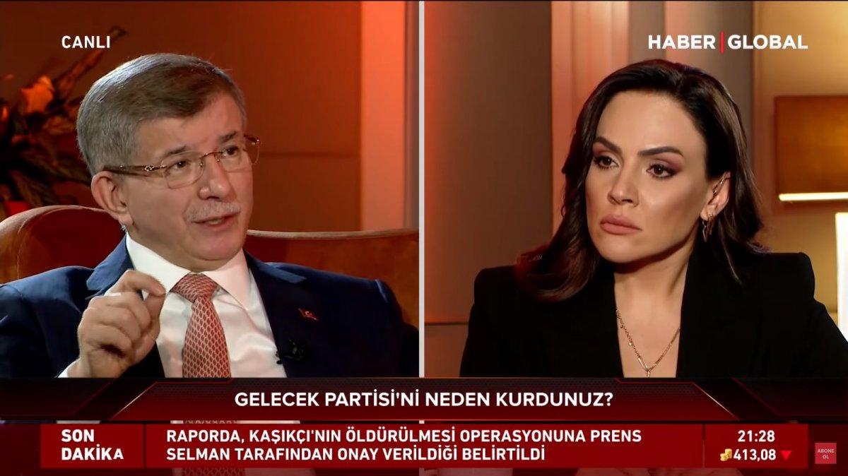 Ahmet Davutoğlu: Partilerin kapatılmasına karşıyım #2