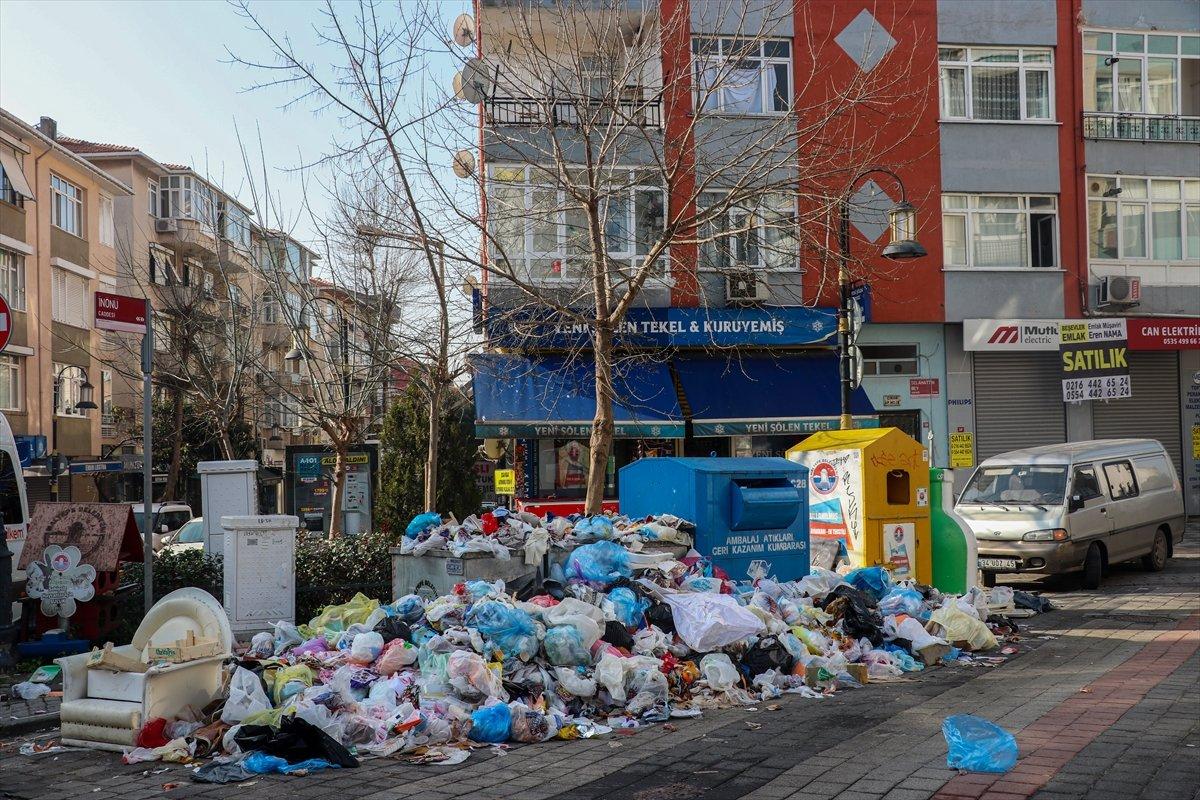 CHP nin çöp dağlarıyla imtihanı #1