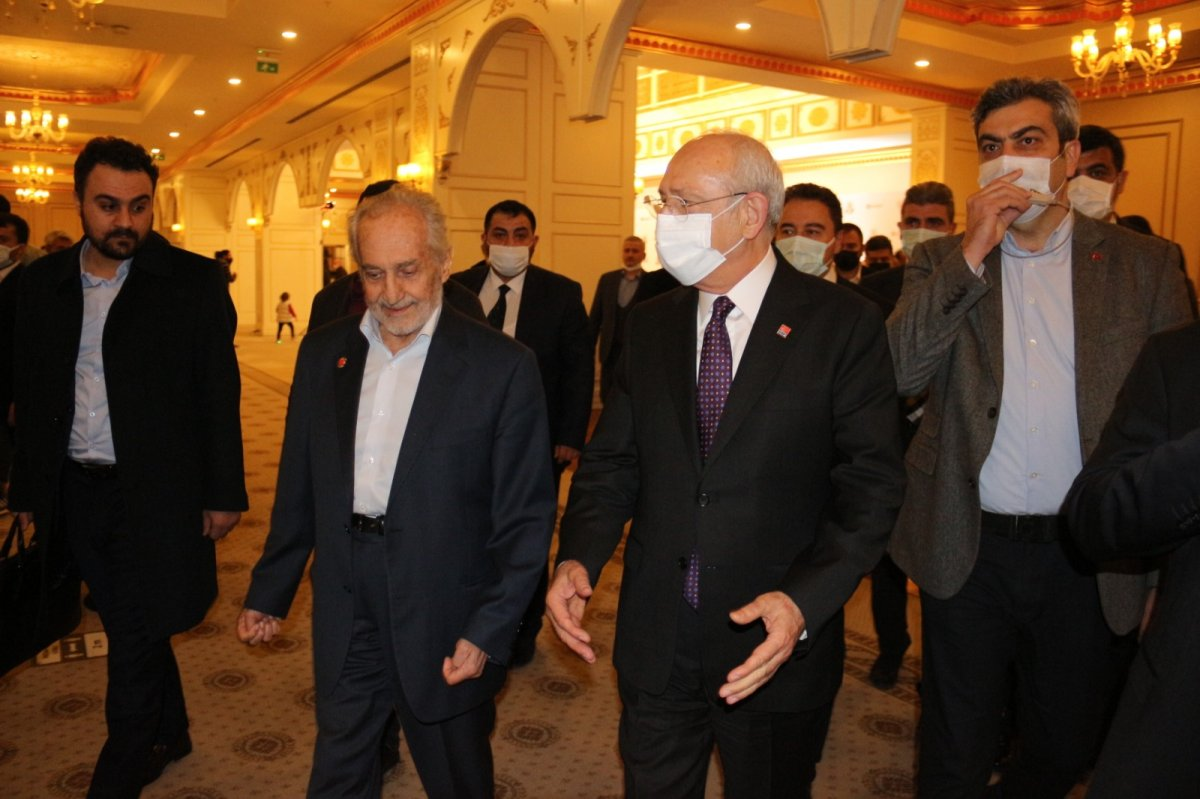 Siyasetçiler Erbakan ı anma programında bir araya geldi  #4