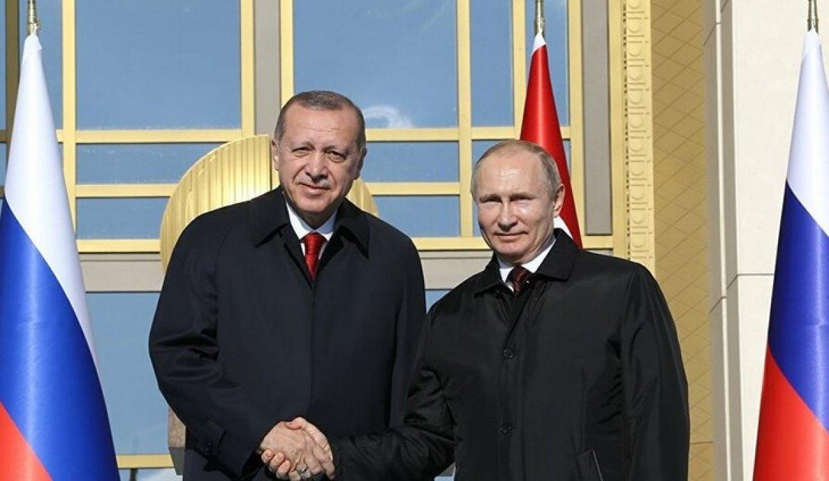 Erdoğan ve Putin Akkuyu da 3. reaktörün temelini atacak #1
