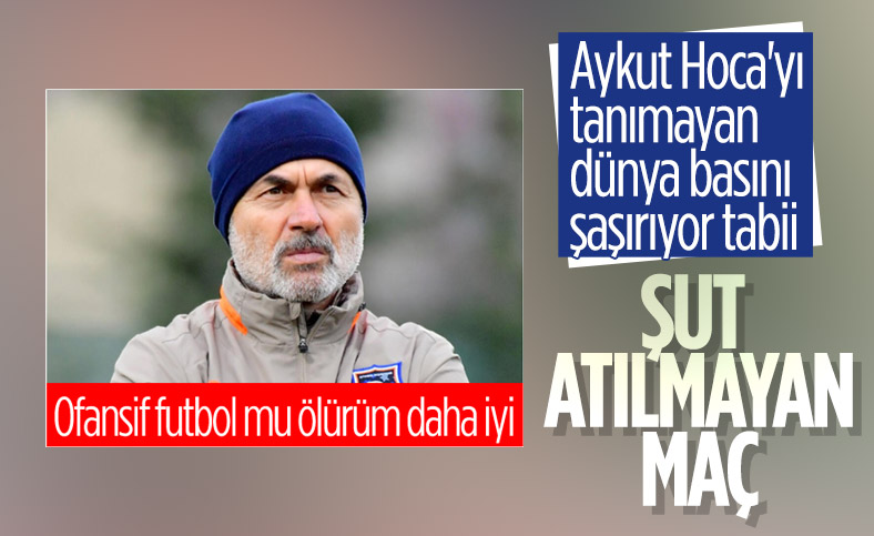 Antalyaspor-Başakşehir maçına dünya basınından eleştiri
