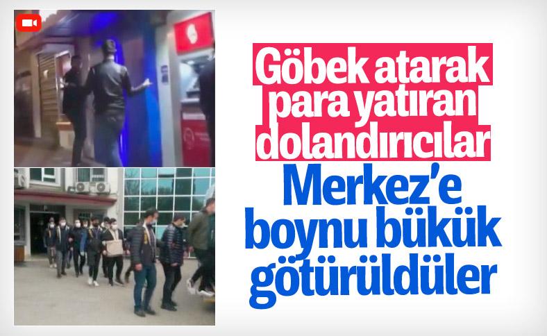 Ankara'da zararlı yazılımla ATM hırsızlığı yapanlar yakalandı