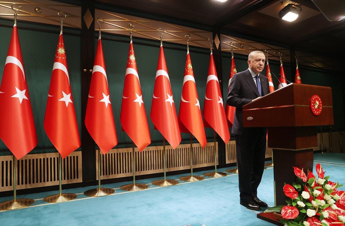 Cumhurbaşkanı Erdoğan: Kafe ve restoranlar çok riskli iller dışında açılacak  #1