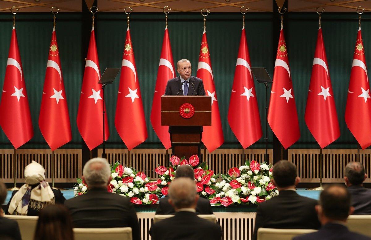 Cumhurbaşkanı Erdoğan: Kafe ve restoranlar çok riskli iller dışında açılacak  #2