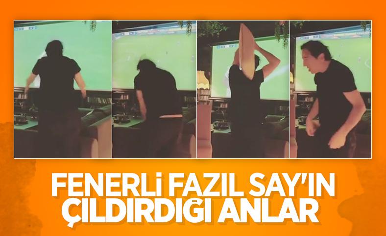 Fazıl Say'ın Fenerbahçe fanatikliği