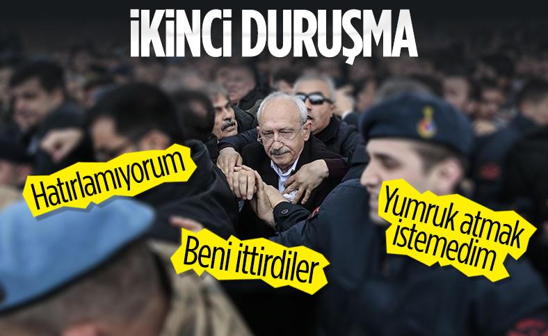 Kemal Kılıçdaroğlu'na saldırı davasında ikinci duruşma görüldü