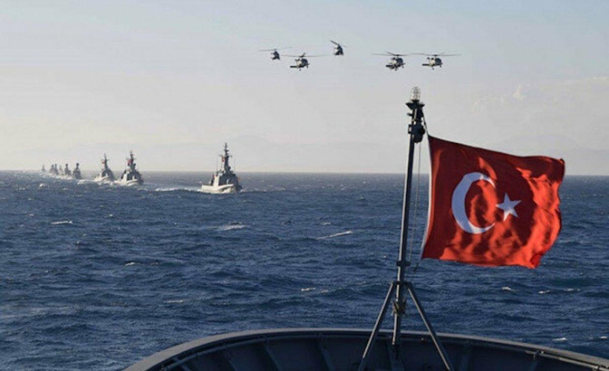 Yunan basını: Mısır Türkiye ye açık kapı bıraktı #1