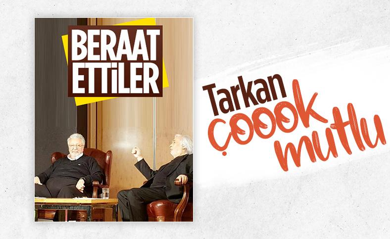 Müjdat Gezen ve Metin Akpınar, Cumhurbaşkanı'na hakaret davasından beraat etti