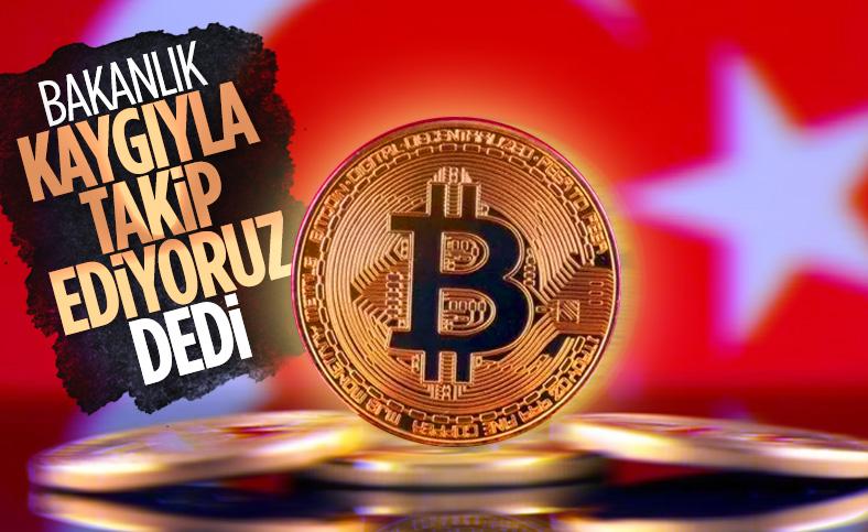 Hazine ve Maliye Bakanlığı: Kripto paralarla ilgili dünyadaki kaygıları paylaşıyoruz