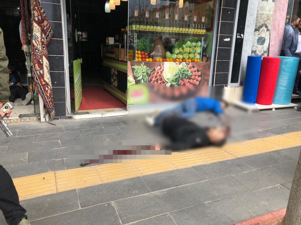 Siirt te silahlı saldırı #1