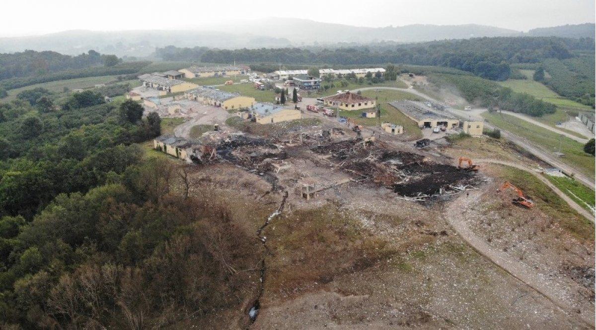 Sakarya daki havai fişek fabrikası patlaması davasında yeni gelişme #3