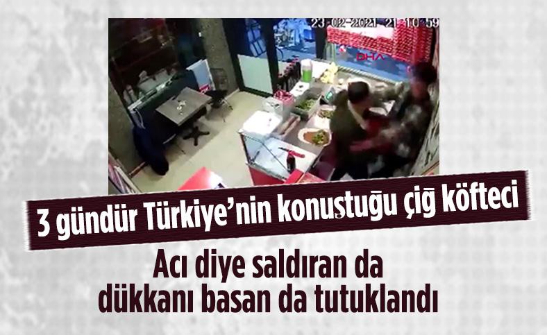 Afyonkarahisar'da çiğ köfteci saldırısıyla ilgili 2 kişi tutuklandı