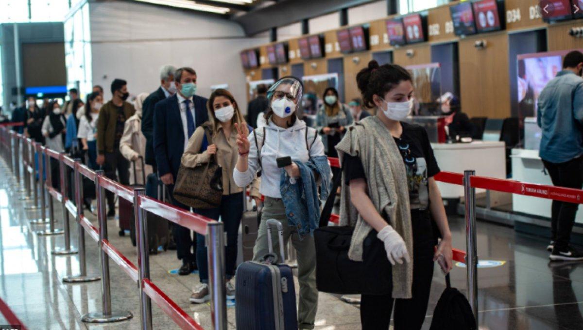 İstanbul Havalimanı günde 501 uçuşla Avrupa da liderliğe yükseldi #1