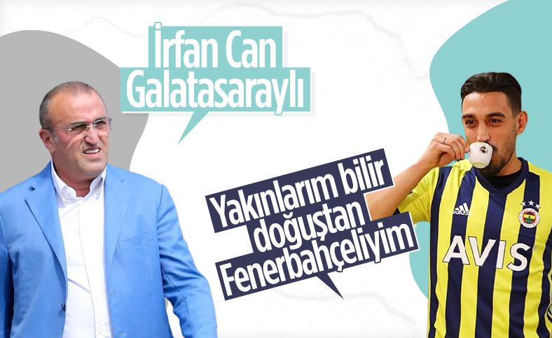 İrfan Can Kahveci'den Abdurrahim Albayrak'a cevap