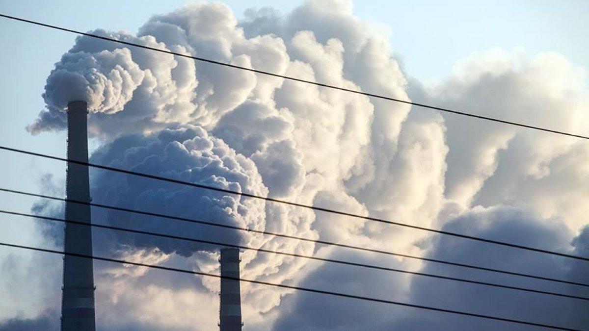 karbon emisyonu 8848