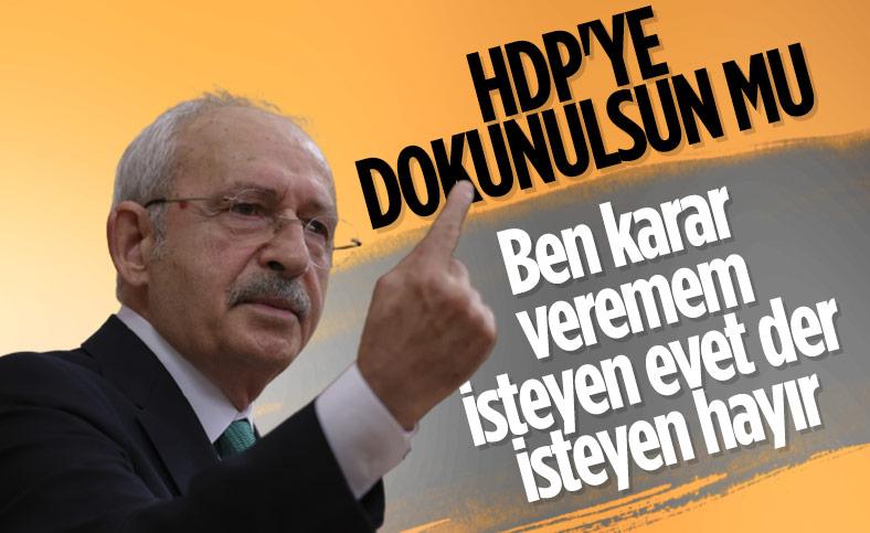 Kemal Kılıçdaroğlu'ndan fezleke yorumu