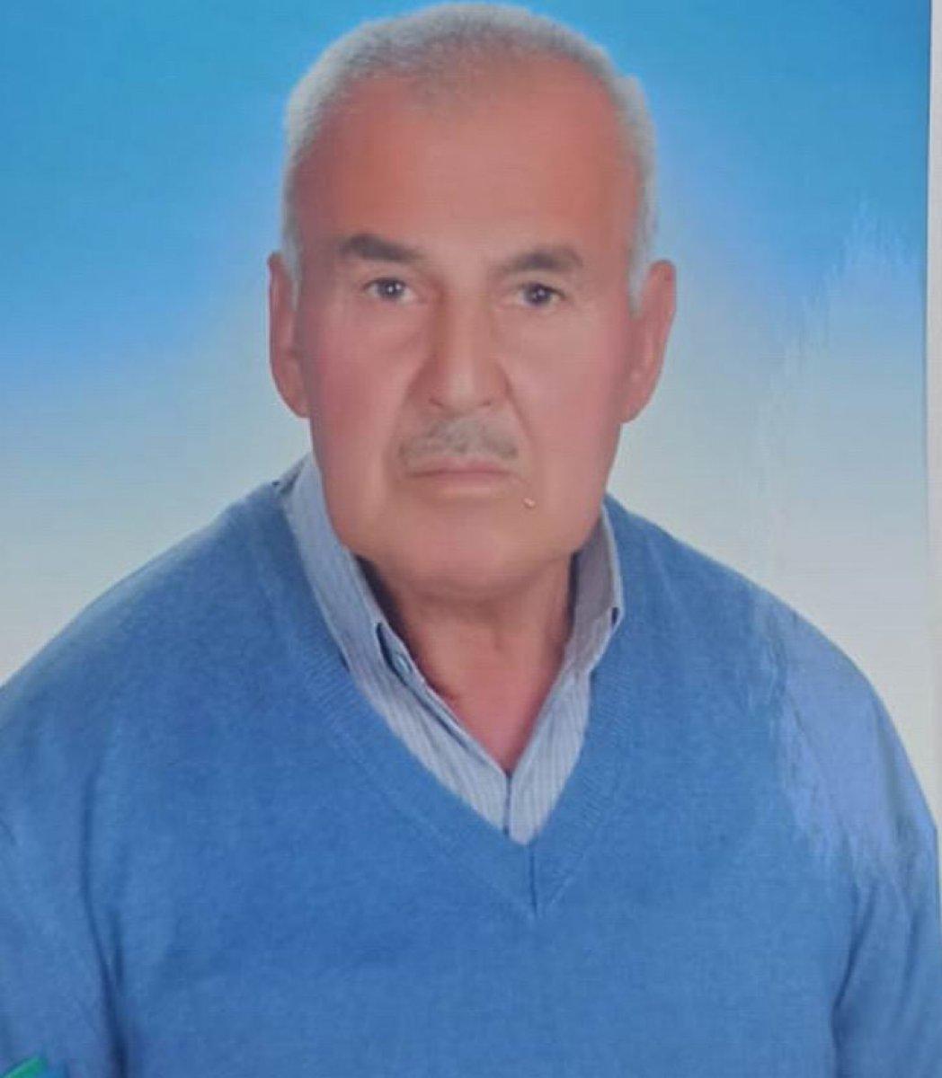 Kilis te yalnız yaşayan yaşlı adam ölü bulundu #1