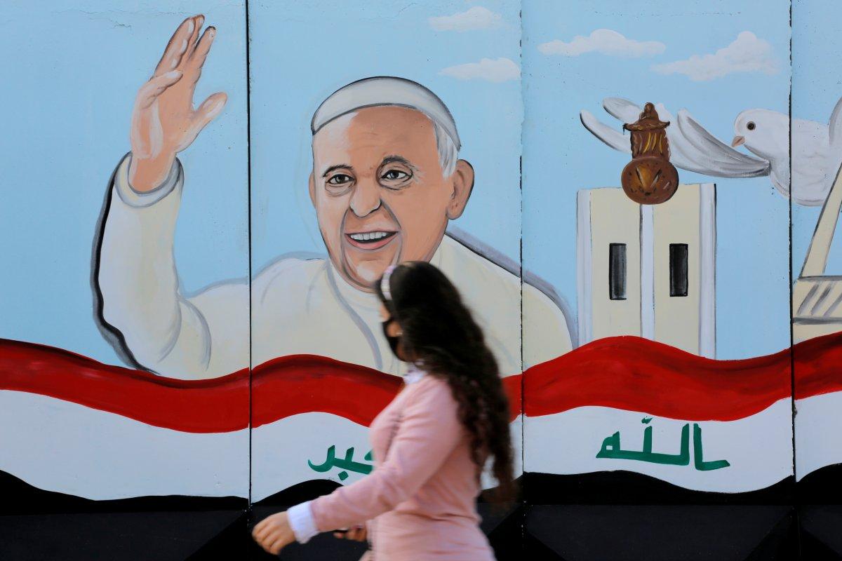 Tarihte ilk kez bir Papa, Irak a gidecek #6
