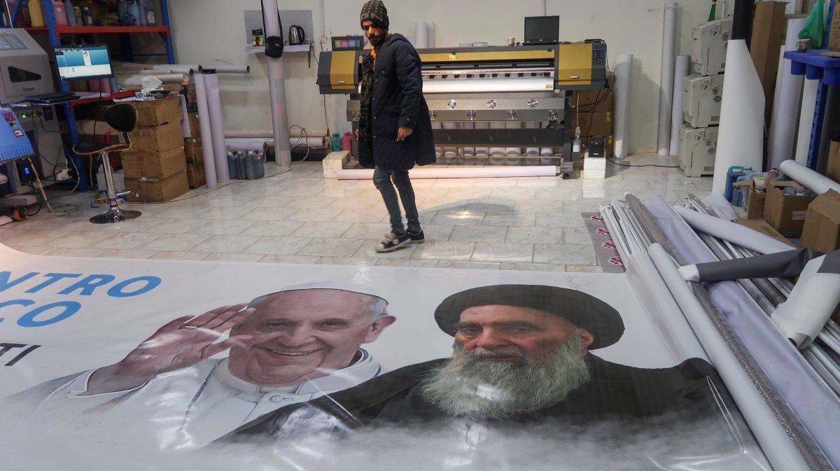 Tarihte ilk kez bir Papa, Irak a gidecek #1