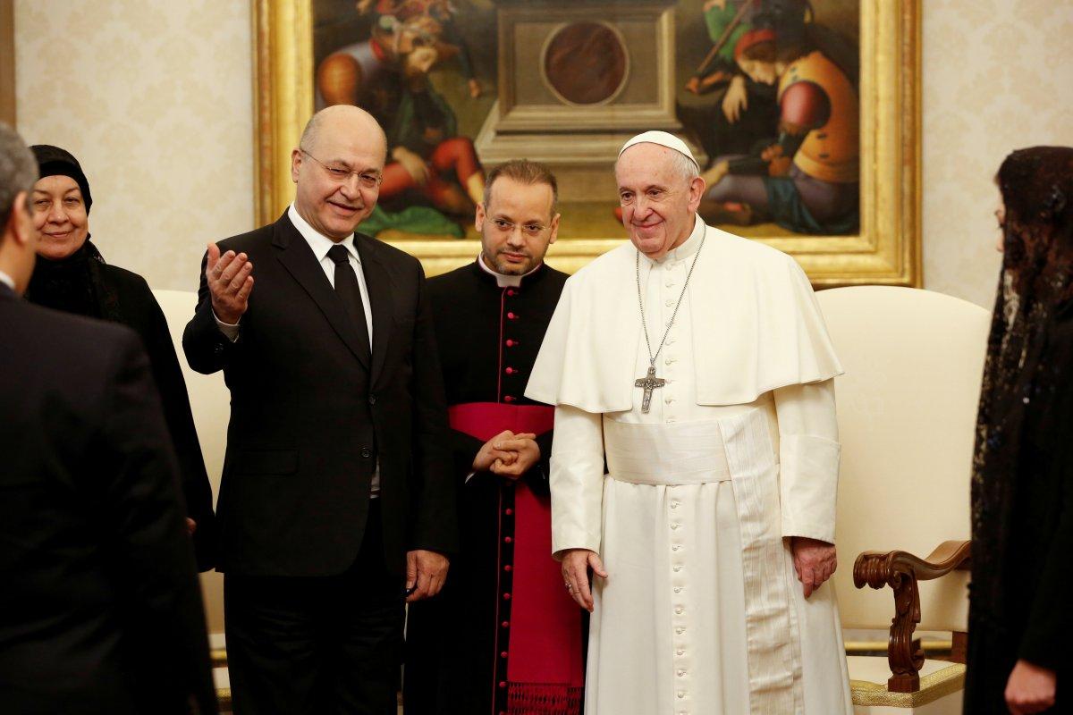 Tarihte ilk kez bir Papa, Irak a gidecek #5
