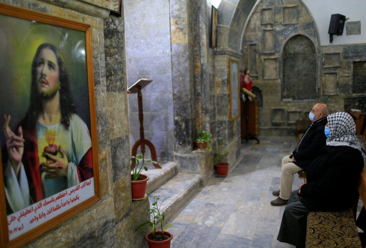 Tarihte ilk kez bir Papa, Irak a gidecek #7