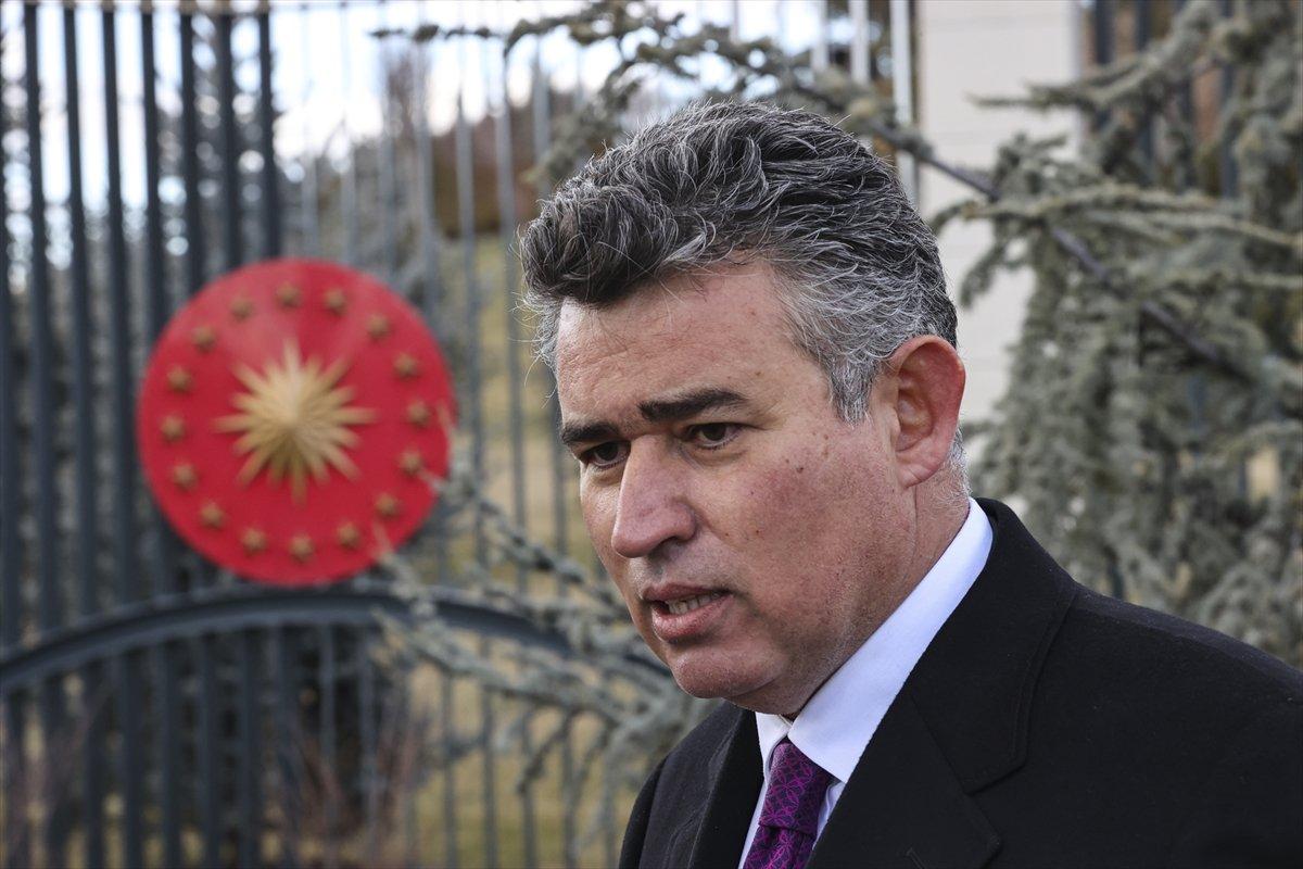 Metin Feyzioğlu, İnsan Hakları Eylem Planı nı değerlendirdi #1