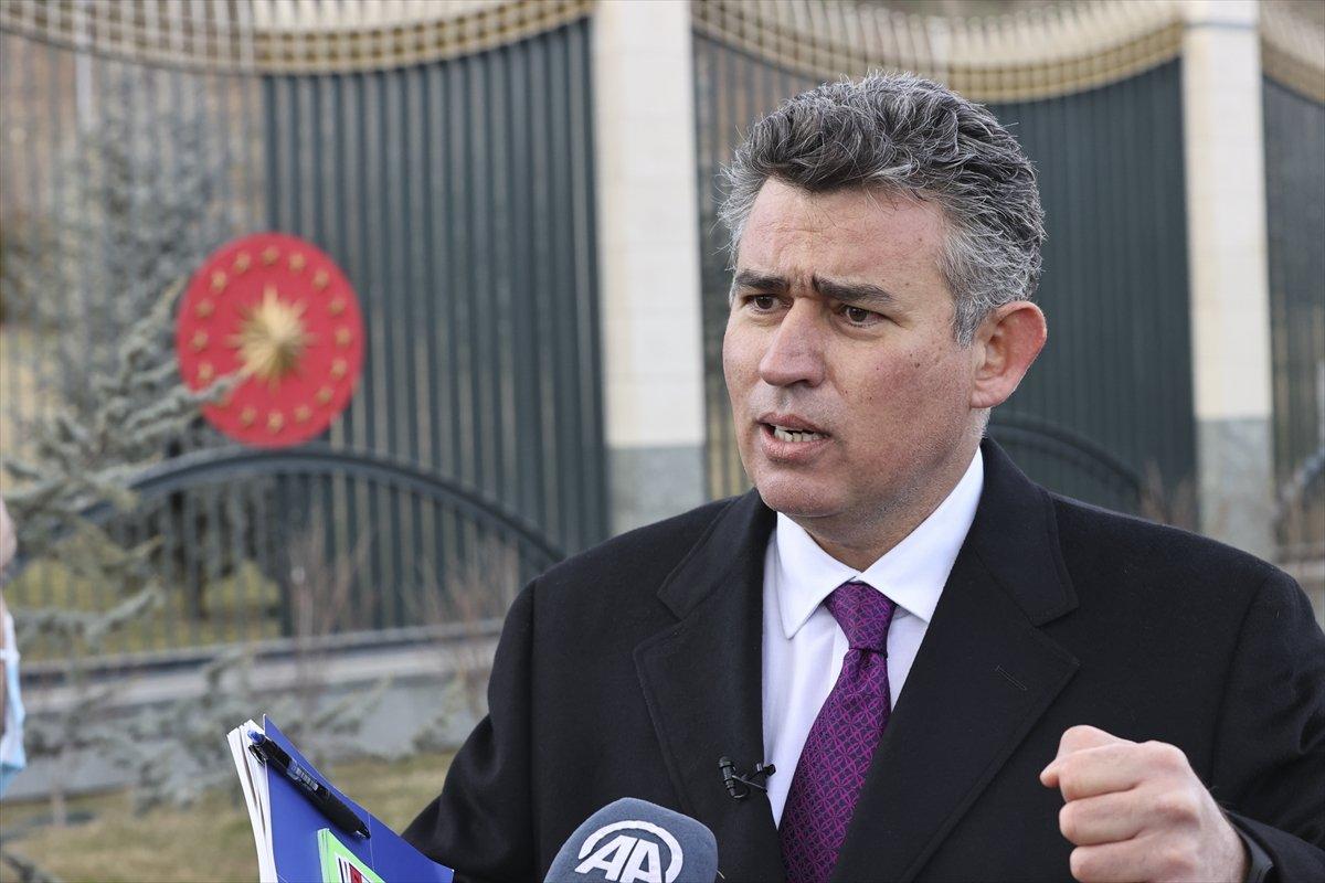 Metin Feyzioğlu, İnsan Hakları Eylem Planı nı değerlendirdi #3