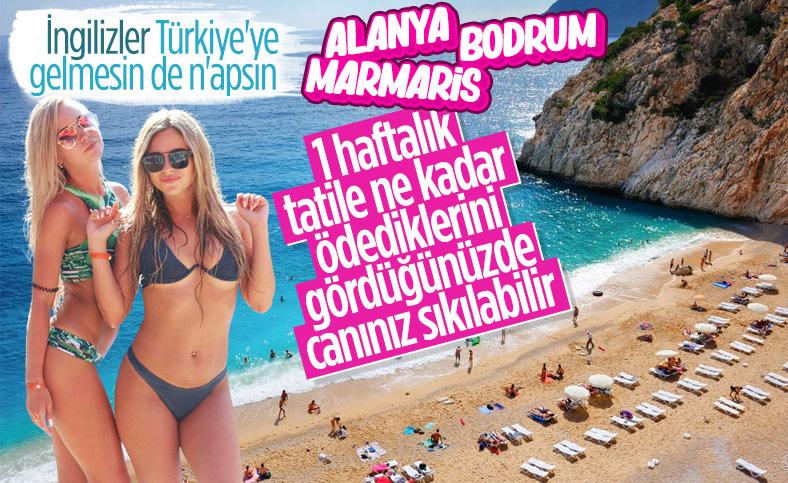 İngiliz basını: Türkiye, İngiltere'den turistleri ağırlamaya hazırlanıyor