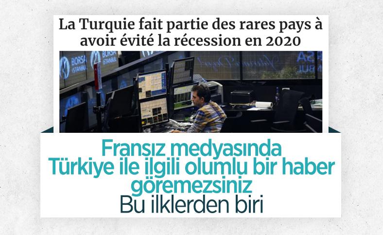 Fransız basınından Türkiye'nin ekonomisine övgü
