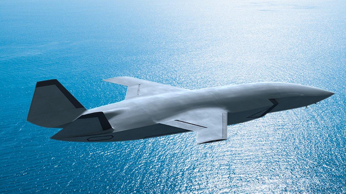 Boeing, geliştirdiği insansız savaş uçağıyla ilk uçuşunu Avustralya da yaptı #1