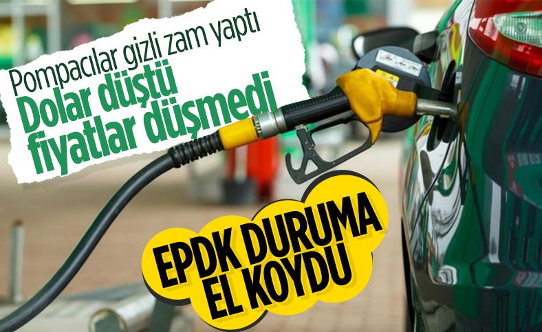 EPDK akaryakıtta fiyat artışı yapan şirketlere inceleme başlattı