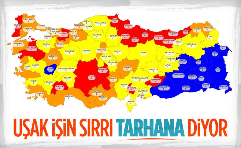 AK Parti Uşak vekili koronavirüs sırrını verdi: Tarhana