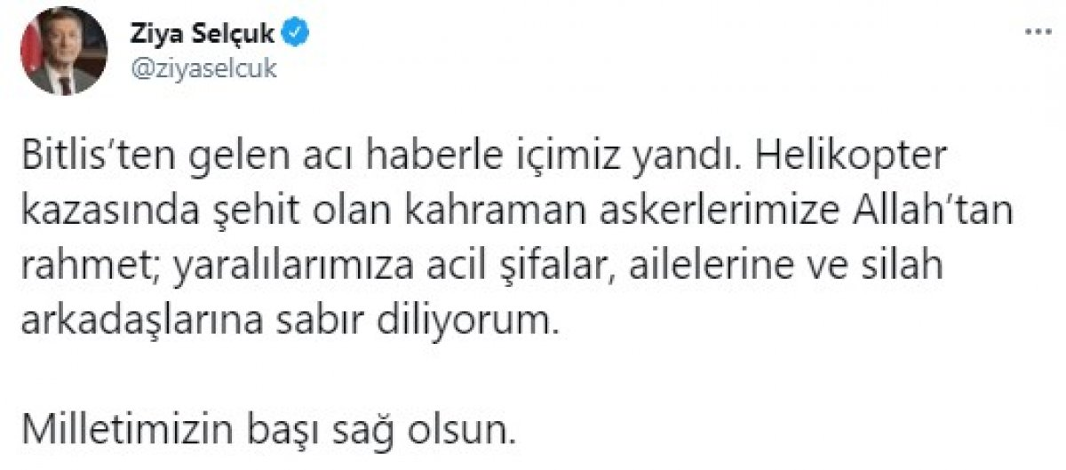 Türkiye şehitlerine ağlıyor #5