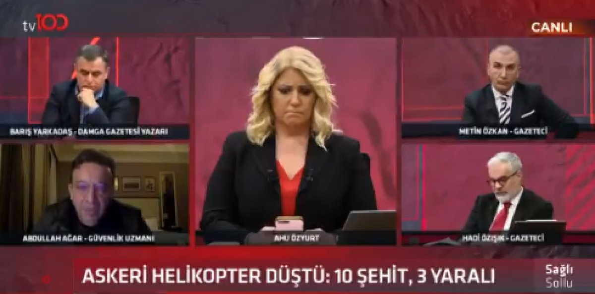 Abdullah Ağar: Uçmaya ve uçmamaya karar vermek pilotun elindedir #2